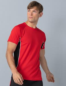 Performance Panel T-Shirt Finden+Hales LV240