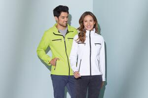 Ladies Tailored Softshell - James & Nicholson JN1057