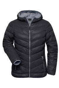 Ladies´ Down Jacket James+Nicholson JN 1059