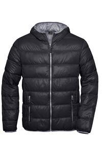 Men`s Down Jacket James+Nicholson JN1060