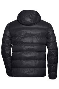 Mens Down Jacket - James & Nicholson JN1060