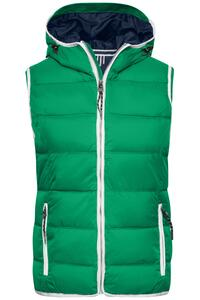 Ladies` Maritime Vest James+Nicholson JN1075