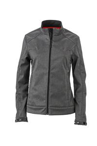 Ladies Softshell Jacket - James & Nicholson JN1087