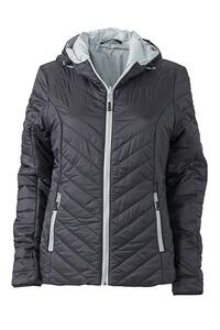 Ladies` Lightweight Jacket James+Nicholson JN1091