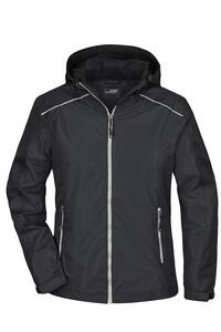 Ladies` Rain Jacket James+Nicholson JN1117