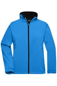 Ladies´ Softshell Jacket James+Nicholson JN 137