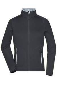 Ladies´ Stretchfleece Jacket James+Nicholson JN763