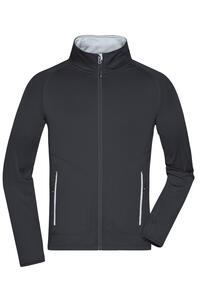 Men´s Strechfleece Jacket James+Nicholson JN764