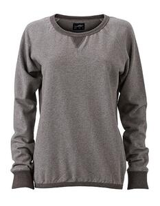 Ladies Basic Sweat James+Nicholson JN991