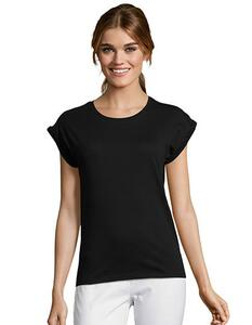 Women`s Round Neck T-Shirt Melba SOL´S 01406