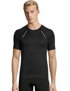 Men`s Short Sleeve Running T-Shirt Sydney SOL´S 01414