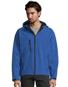 Hooded Softshell Jacket Replay SOL´S 46602