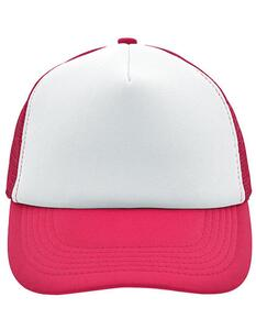 5-Panel Polyester Mesh Cap myrtle beach MB070