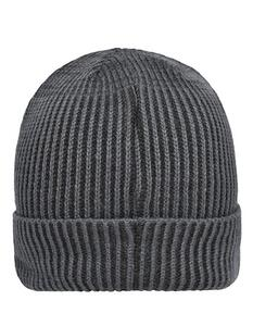 Ribbed Beanie myrtle beach MB7988