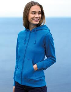 Ladies Zip Hoodie Neutral O83301