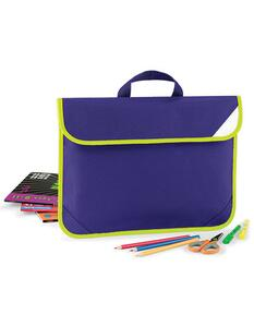 Enhanced-Viz Book Bag Quadra QD452