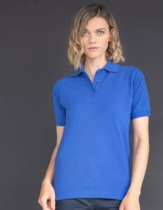 Ladies` 65/35 Classic Piqué Polo Shirt Henbury H401