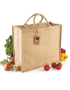 Jute Jumbo Shopper Westford Mill W408