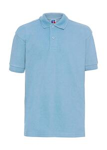 Kids` Polo Shirt Russell Europe R-599B-0