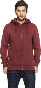 Men/Unisey Classic Zip Up Hoody N59Z von Continetal Clothing