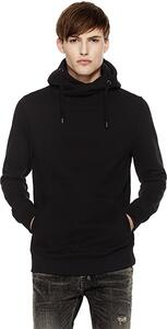 Mens / Unisex Crossover Hoody N58 von Continetal Clothing