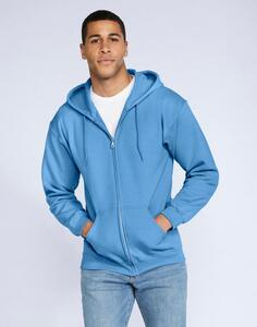 Heavy Blend Adult Full Zip Hooded Sweat Gildan 18600