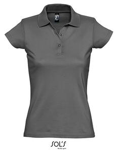 Womens Polo Shirt Prescott SOL´S 11376