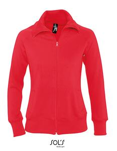 Women´s Zipped Jacket Soda SOL´S 47400