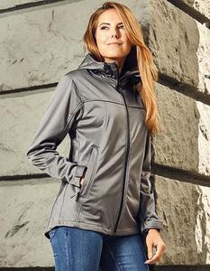 Women´s Hoody Softshell Jacket Promodoro 7811