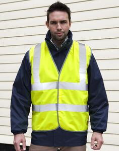 Core Motorway Vest Result R201X