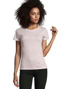 Women`s Round Neck Fitted T-Shirt Regent SOL´S 02758