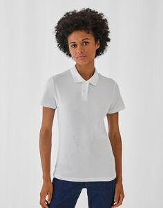 ID.001/women Piqué Polo Shirt B & C PWI11