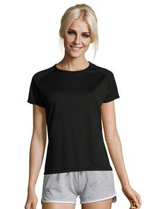 Womens Raglan Sleeves T Sporty SOL´S 01159