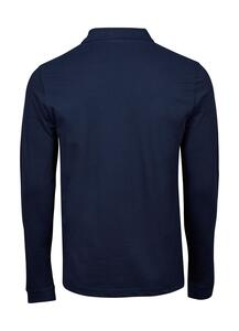 Luxury LS Stretch Polo Tee Jays 1406