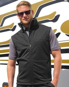 Core Softshell Bodywarmer Result R214X