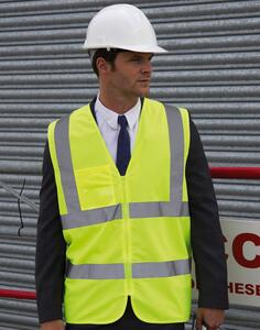 Core Zip Safety Tabard Result R202X