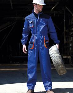 LITE Coverall Result R321X